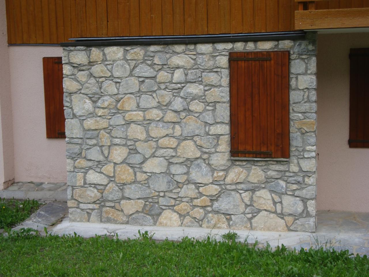 Mur en Vrac