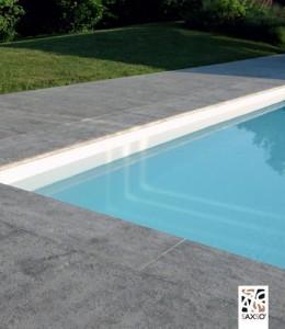 SXS Limestone-Blu Asia-bordi piscina fiammato