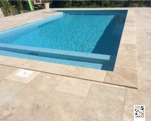 SXS Travertino-Classico-bordi piscine