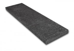 Couvertine Granit Noir G684 Flammée